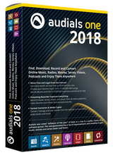 Audials One 2018 Giveaway