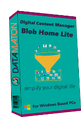 Datamaton Content Manager (Blob) Home Lite 1.1 Giveaway
