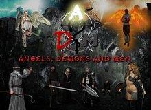 A.D.M (Angels,Demons And Men) Giveaway