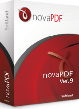 novaPDF Lite 9.4 Giveaway
