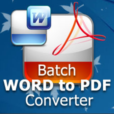 Batch WORD to PDF Converter Pro 1.3.9 Giveaway