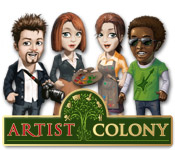 Artist Colony Giveaway