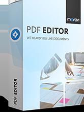 Movavi PDF Editor 1.6 Giveaway
