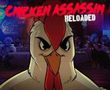 Chicken Assassin: Reloaded Giveaway