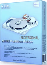 NIUBI Partition Editor Professional 7.2.3 Giveaway