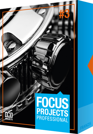 Focus Projects 3 Pro (Win&Mac) Giveaway