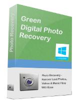 Green Digital Photo Recovery Pro 1.3.1 Giveaway