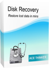 AceThinker Disk Recovery 1.0.5 (Win&Mac) Giveaway
