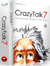 Crazy Talk 7 Standard (Win&Mac) Giveaway