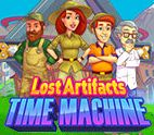 Lost Artifacts: Time Machine Giveaway