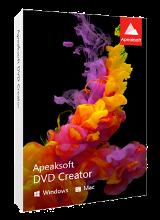 Apeaksoft DVD Creator 1.0.8 Giveaway