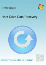 IUWEshare Hard Drive Data Recovery 1.9.9 Giveaway