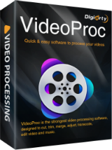 VideoProc 3.5 (Win&Mac) Giveaway