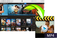 iTunes DRM video converter 1.3.1 (Win&Mac) Giveaway