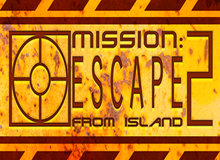 Mission: Escape from Island 2 Giveaway