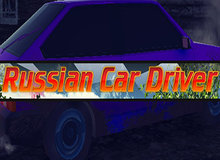 Russian Car  Giveaway