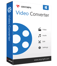 AnyMP4 Video Converter 7.2.28 Giveaway
