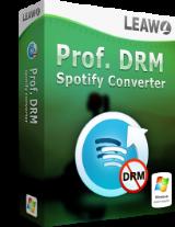 Leawo Prof. DRM Spotify Converter 2.3.0 Giveaway