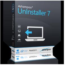 Ashampoo Uninstaller 7 Giveaway