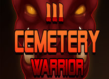 Cemetery Warrior 3 Giveaway