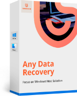 Tenorshare Any Data Recovery 6.4.0 (Win&Mac) Giveaway