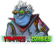 Vampires Vs Zombies Giveaway
