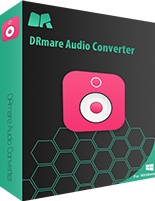 DRmare Audio Converter 2.3.0 for Windows  Giveaway