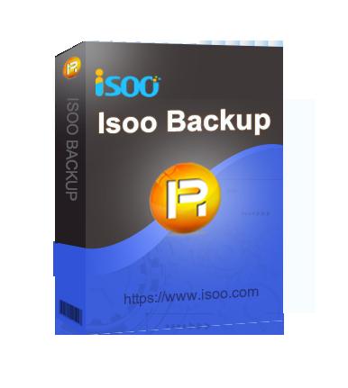 Isoo Backup 2.1.1 Giveaway