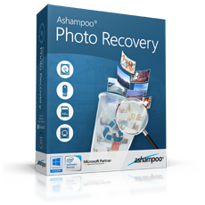Ashampoo Photo Recovery 1.0.5 Giveaway