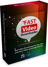 Fast Video Downloader 3.1.0.45 Giveaway
