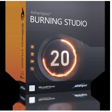 Ashampoo Burning Studio 20 Giveaway