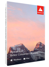 Apeaksoft Video Converter Ultimate 1.0.16 Giveaway