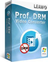 Leawo Prof. DRM Video Converter 3.1.0 Giveaway