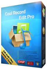 Cool Record Edit Pro 9.8.0 Giveaway