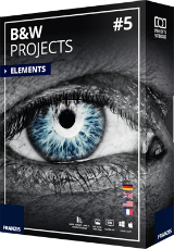 Black&White projects 5 elements (Win&Mac) Giveaway