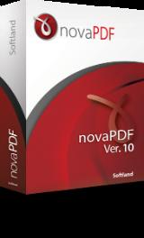 novaPDF Lite 10 Giveaway