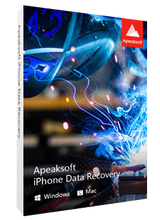 Apeaksoft iPhone Data Recovery 1.0.60 Giveaway