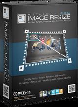MSTech Image Resize Basic 1.7.4 Giveaway