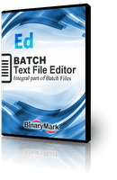 Batch Text File Editor Professional 5.0.19 Giveaway