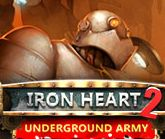 Iron Heart 2: Underground Army Giveaway