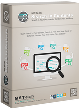 MSTech Search in Contents Pro 2.0.0 Giveaway