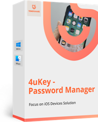 4uKey Password Manager 1.0.1 Giveaway