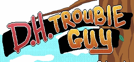 D.H.Trouble Guy Giveaway