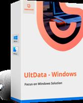 Tenorshare UltData-Windows 7.1.0 Giveaway
