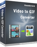 ThunderSoft Video to GIF Converter 2.4.0.0 Giveaway