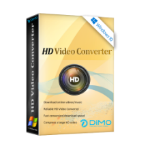 Dimo HD Video Converter 4.6.0 Giveaway