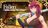 Fallen ~Makina and the City of Ruins~ Giveaway