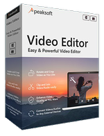 Apeaksoft Video Editor Giveaway