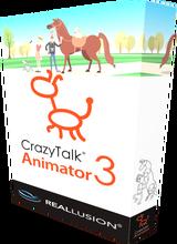 CrazyTalk Animator Standard 3.3 (Win&Mac) Giveaway