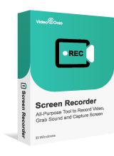 VideoSolo Screen Recorder  1.1.2 Giveaway